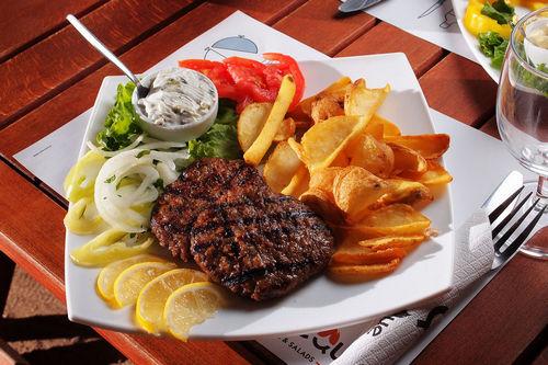 Burgers - Barbeque Nei Pori